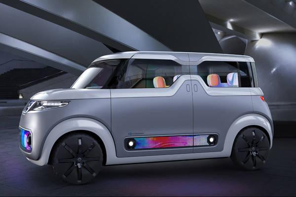 軽自動車EVコンセプトカー「テアトロ for デイズ」