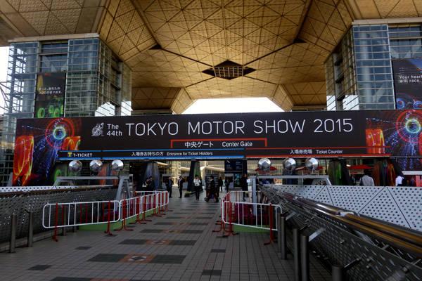 東京モーターショー2015開幕