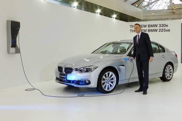 BMWjapan ペーター・クロンシュナーブル社長