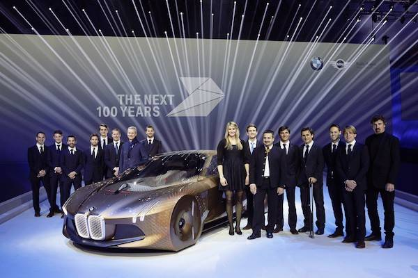 BMWグループ創立100周年