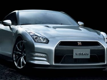 NISSAN GT-R 2013年モデルの画像