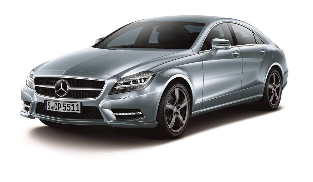 CLS350 Sports Coupe