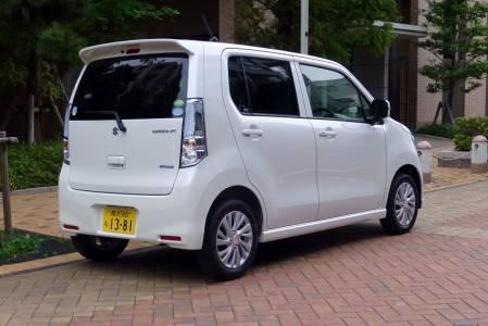 スズキ ワゴンR  S-エネチャージ