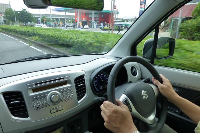 スズキ ワゴンR S- エネチャージ