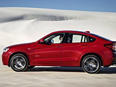 BMW X4 M Sport パッケージ