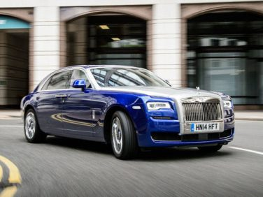 Rolls-Royce Ghost Series II, London