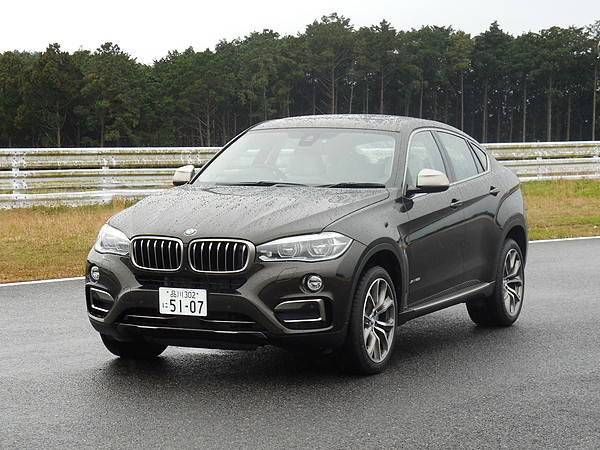BMW X6マニアック試乗 003