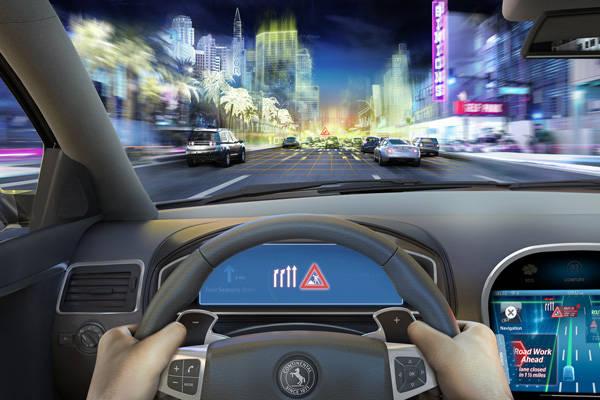 コンチネンタル インターネットLTE常時接続の時代 自動運転につながる近未来像