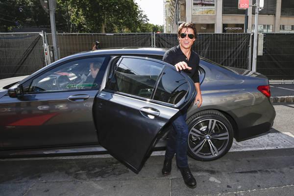 BMW 映画「ミッション:インポッシブル/ローグ・ネイション」に全面協力