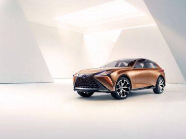 LEXUS、デトロイトモーターショーでコンセプトカー「Lexus LF-1 Limitless」を世界初公開