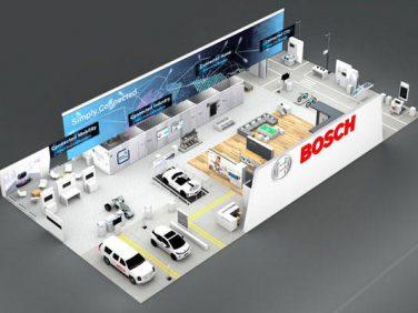 ボッシュ「CES 2018」でコネクテッド・シティ技術、スマートソリューションを紹介