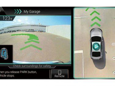 クラリオン 駐車場の環境を記憶する自動駐車技術 「パーク by メモリー」を開発