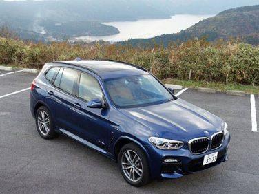 BMW 3代目新型X3試乗記 完成度の高い感性フィーリングに舌を巻く