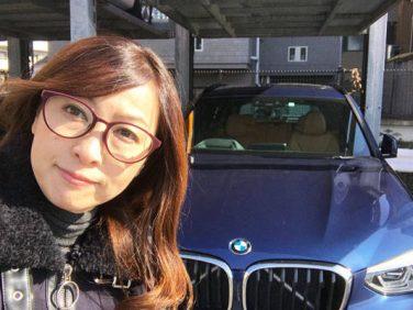 【コラム】「X3に異変アリ!?コックピットはアナタのために」~BMW X3