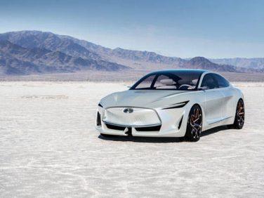 インフィニティ 2018年北米自動車ショーで「Qインスピレーションコンセプト」を発表