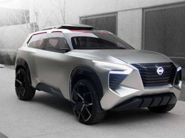 日産 2018北米自動車ショーでコンセプトカー「Xmotion」を世界初公開