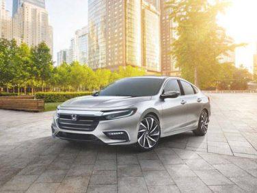 ホンダ 北米国際自動車ショーで新型ハイブリッド「インサイト」プロトタイプを世界初披露