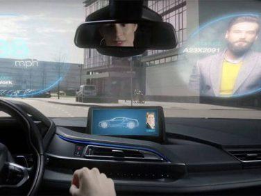 ニュアンス・コミュニケーションズ 視線検出を統合した対話型AIを搭載した「ドラゴン・ドライブ」が登場