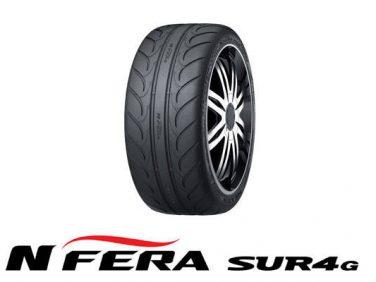 ネクセンタイヤ 高性能スポーツタイヤ「N Fera SUR4G」を新発売