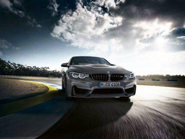 BMW M3 CSを発表