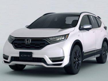 ホンダ「大阪オートメッセ2018」に新型CR-Vなどのコンセプトモデルを出展