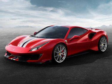 フェラーリ ジュネーブモーターショーでの公開に先駆け「488ピスタ」の画像を初公開
