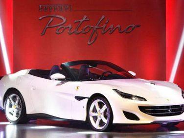 フェラーリ GTの世界を広げる新型「ポルトフィーノ」を日本で初披露