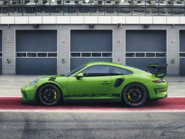 ポルシェ 自然吸気最強エンジン搭載の「911 GT3 RS」がワールドプレミア