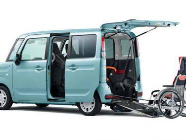スズキ 新型「スペーシア 車いす移動車」を設定して発売