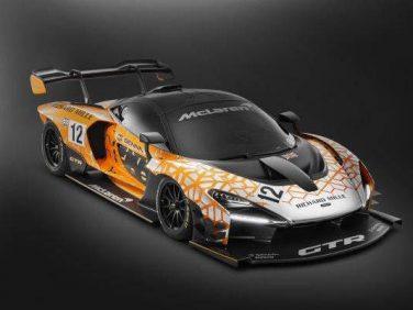 マクラーレン サーキット専用車「セナ GTR」のコンセプトをジュネーブ・モーターショーで発表