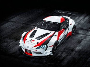 トヨタ「スープラ」が16年ぶりにレーシングカーコンセプトとして復活!ジュネーブモーターショーで「GR Supra Racing Concept」を世界初公開