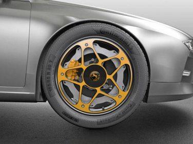 コンチネンタル 電気自動車向けの次世代ブレーキシステムを初公開