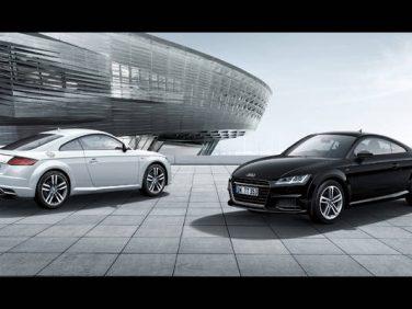アウディ TT Coupeの限定モデルを2種発売