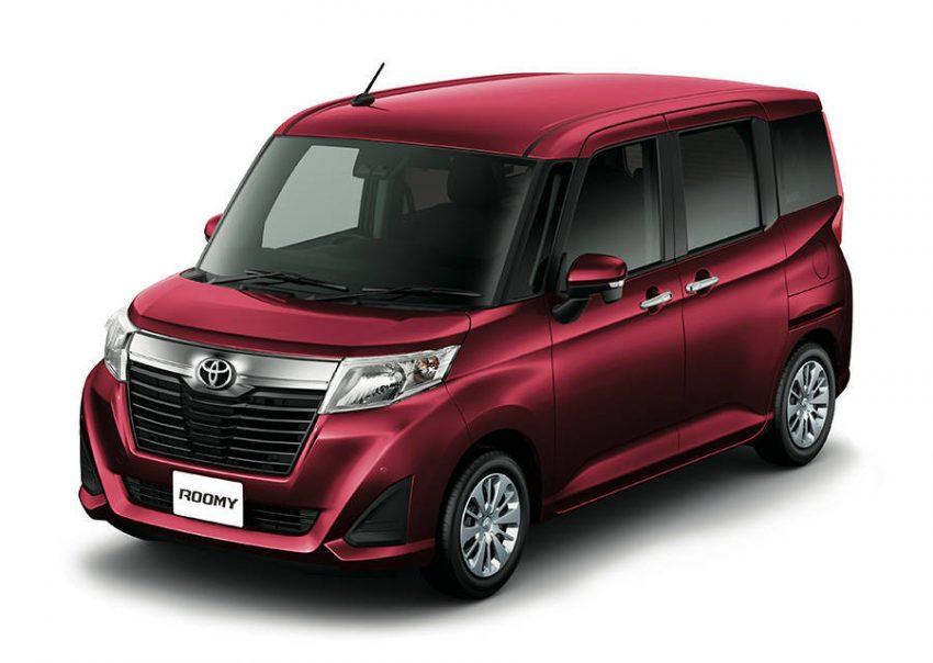 """ルーミー 特別仕様車G""""Cozy Edition""""(2WD)<オプション装着車>"""