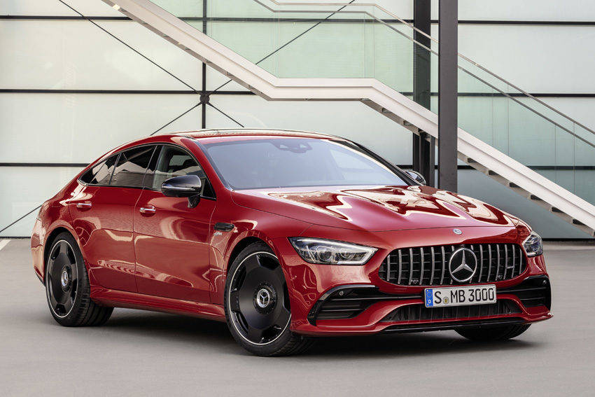 AMG GT 43 4MATIC+