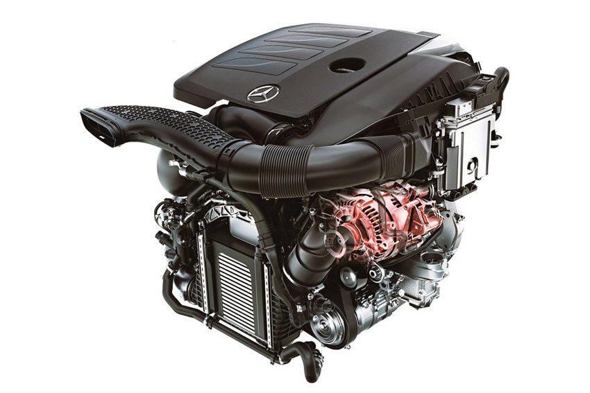 M264型1.5Lマイルドハイブリッド・エンジン