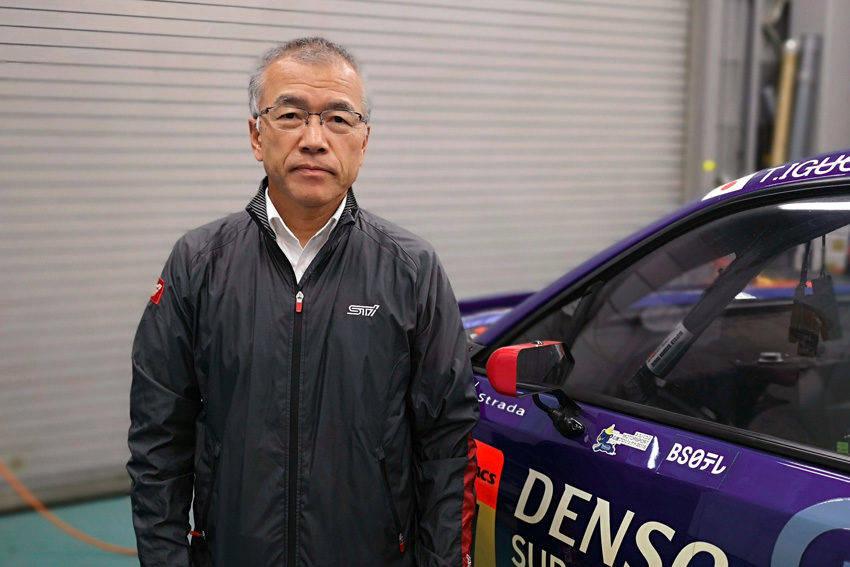 STI 渋谷真氏が19年シーズンも総監督を務める