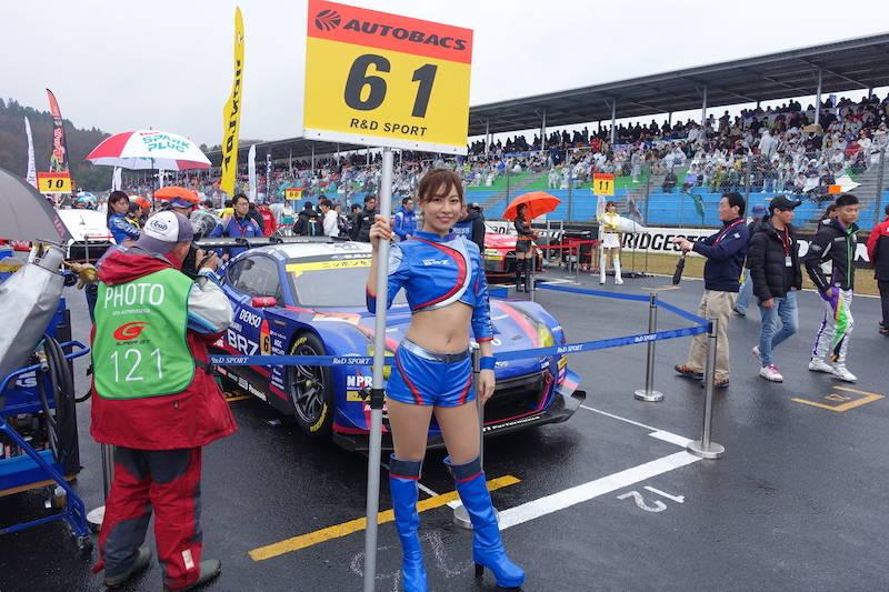 スーパーGT SUBARU BRZ GT300