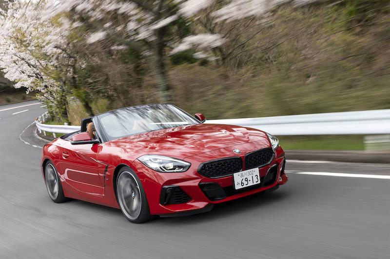 BMW Z4 唆られる・・・【試乗記】