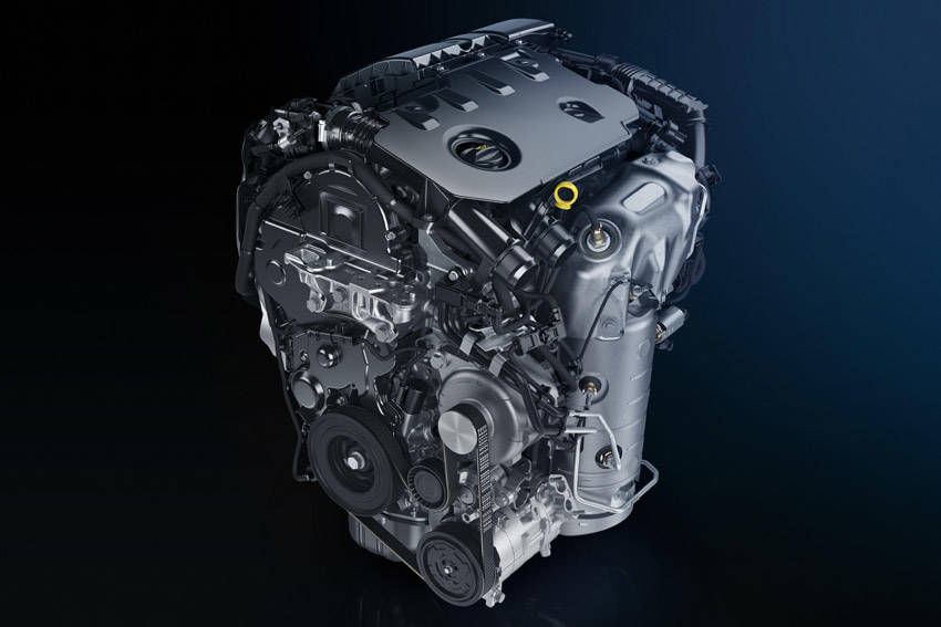 プジョー308 新開発1.2Lターボエンジンと8速AT導入