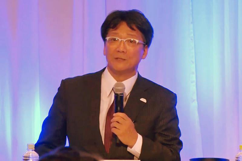 トヨタZEVファクトリーのチーフエンジニア豊島浩二部長