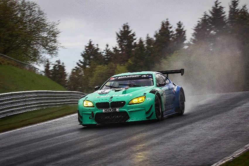 SP9クラスに出場するBMW M6 GT3