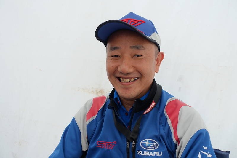 今期監督に就任した沢田拓也氏は新しい作戦でトライするという