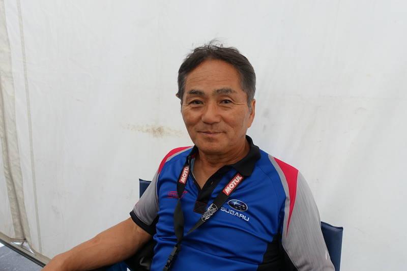 辰己英治総監督はレースに勝つことだけでなく、もうひとつ違った狙いもある
