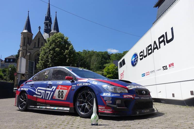 ニュルブルクリンク24時間レースでAWDはドライでも速いことが証明できたby辰己英治