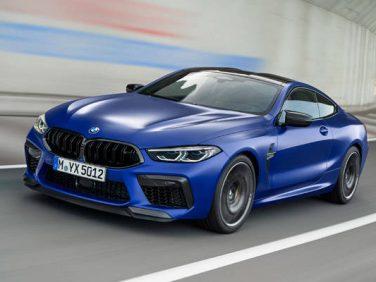 BMW Mシリーズのフラッグシップ「M8」登場