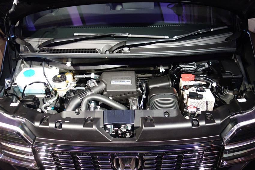 N-WGN カスタムに搭載される64psのターボエンジン