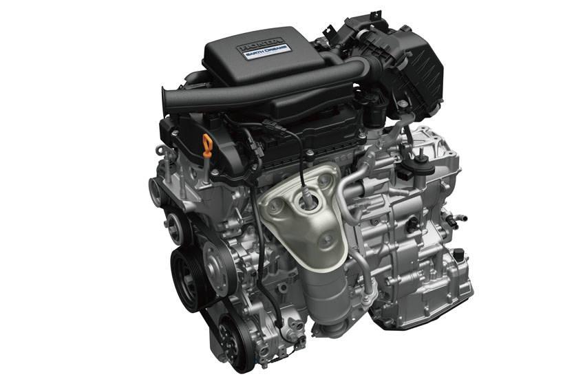 S07B型自然吸気の58psエンジン