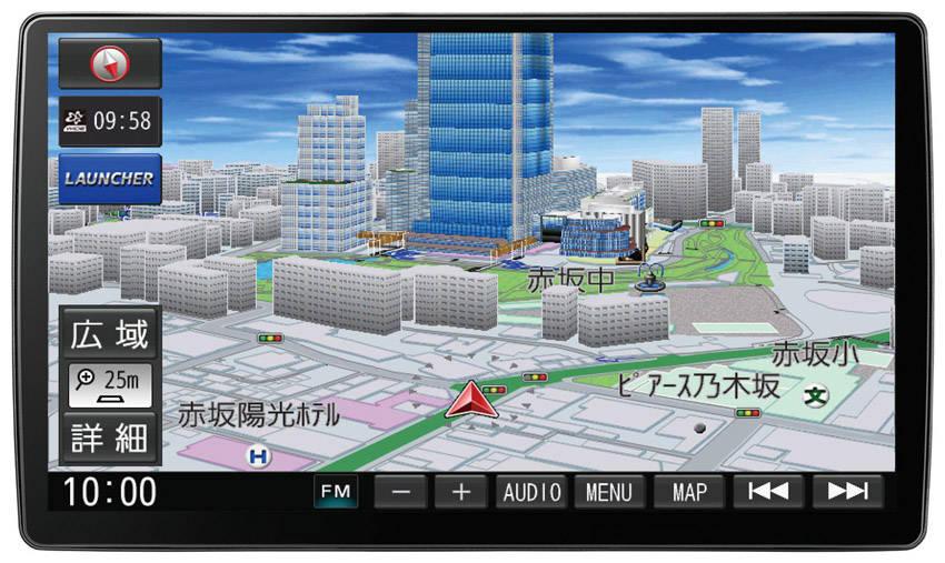 10V型HD「CN-F1X10D」