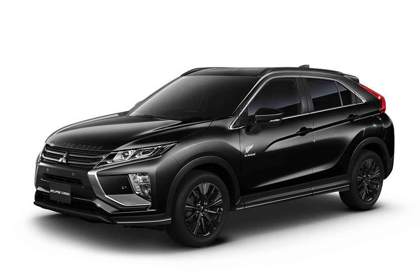 エクリプス クロスに既設定の特別仕様車「BLACK Edition」